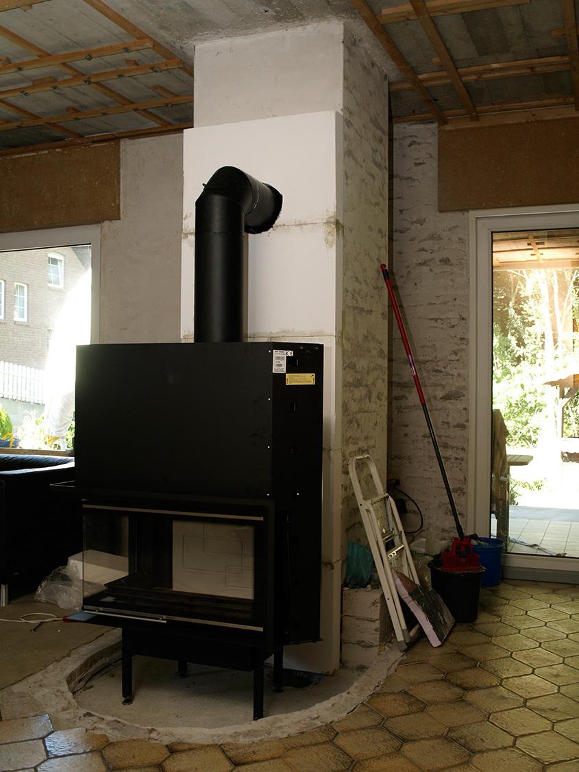 L Kamineinsatz Wie Verkleiden Haustechnikdialog